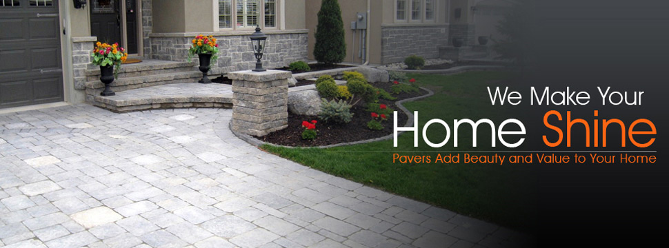 Pave uni adds beauty and value to your home