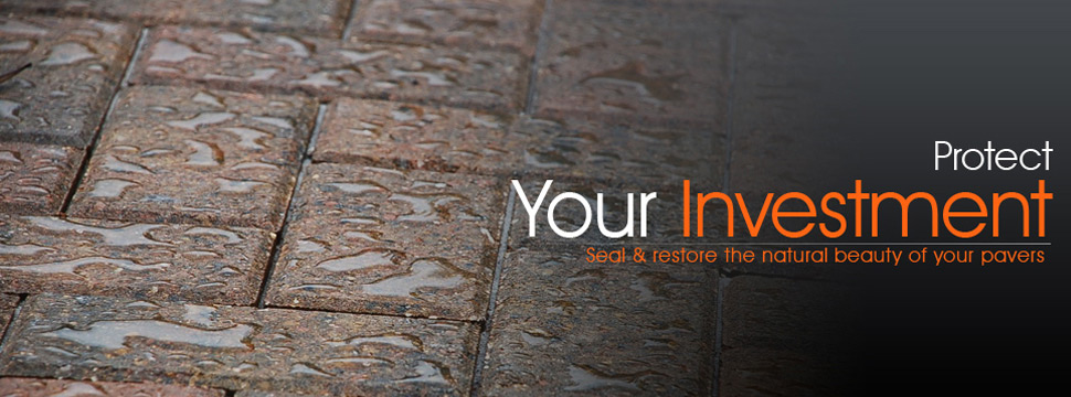 Seal & Restore your pave uni